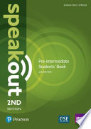 Speakout Pre-Intermediate. Students' Book and DVD-ROM Pack