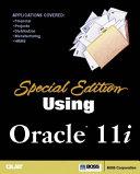 Using Oracle 11i