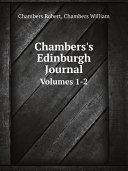 Pdf Chambers's Edinburgh Journal