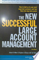 The New Successful Large Account Management Book