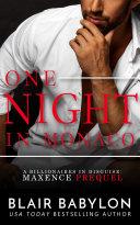 One Night in Monaco [Pdf/ePub] eBook