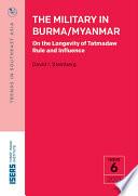 The Military In Burma Myanmar