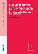 The Military in Burma/Myanmar Pdf/ePub eBook