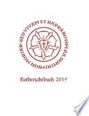 Lutherjahrbuch 86. Jahrgang 2019