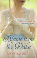 Blame It on the Duke