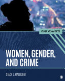 Women, Gender, and Crime