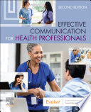 """Effective Communication for Health Professionals E-Book"" by Elsevier"