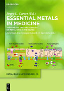 Essential Metals in Medicine: Therapeutic Use and Toxicity of Metal Ions in the Clinic Pdf/ePub eBook