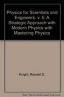 Student Workbook [to Accompany] Physics for Scientists and Engineers
