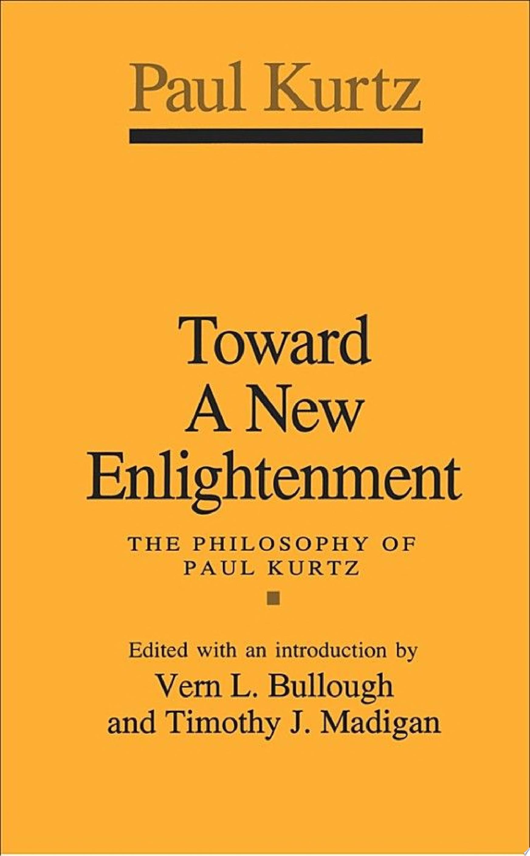 Toward a New Enlightenment
