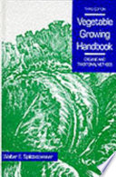 Vegetable Growing Handbook