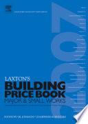 LAXTON'S BUILDING PRICE