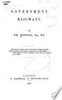 Government railways