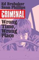 Criminal Volume 7
