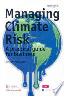 Managing Climate Risk Book
