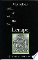 Mythology of the Lenape Book