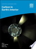 Carbon in Earth s Interior