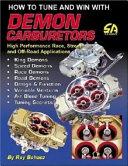 How to Tune and Win with Demon Carburetors [Pdf/ePub] eBook