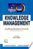 Knowledge Management Enabling Business Book PDF