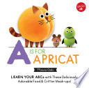 Little Concepts  A is for Apricat