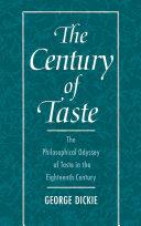 The Century of Taste