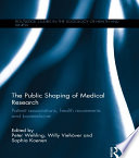 The Public Shaping of Medical Research Book