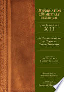 1-2 Thessalonians, 1-2 Timothy, Titus, Philemon