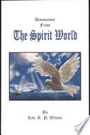 Discourses from the Spirit World Pdf/ePub eBook
