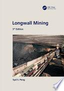 Longwall Mining, 3rd Edition