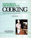 Exploring Professional Cooking Book
