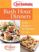 Good Housekeeping Rush Hour Dinners