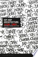 Hip-Hop Architecture
