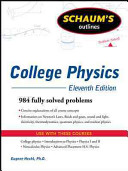 Schaum s Easy Outline of College Physics  Revised Edition