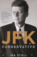 JFK, Conservative [Pdf/ePub] eBook
