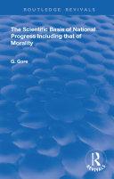 The Scientific Basis of National Progress Pdf/ePub eBook