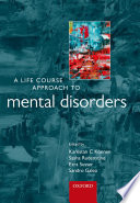 A Life Course Approach To Mental Disorders Book PDF