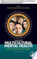 Handbook of Multicultural Mental Health