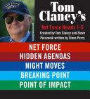 Tom Clancy s Net Force Novels 1 5