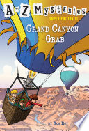A To Z Mysteries Super Edition 11 Grand Canyon Grab