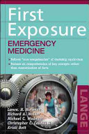 Read Online First Exposure: Emergency Medicine For Free