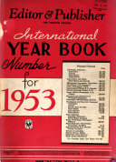 International Year Book Number