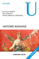 Pdf Histoire romaine - 4e éd. Telecharger