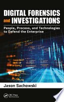 Digital Forensics and Investigations Book
