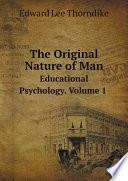 The Original Nature of Man