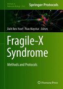 Fragile X Syndrome Book
