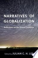 Narratives of Globalization Book