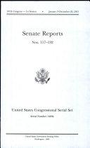 Senate Reports