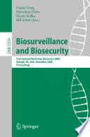 Biosurveillance and Biosecurity