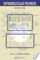 Supramolecular Polymers Second Edition Book PDF