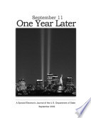September 11 One Year Later